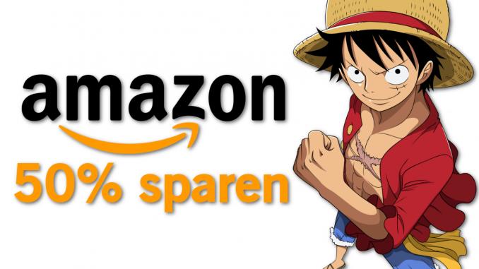 Anime-Aktion bei Amazon: Für 150 Euro einkaufen, nur 75 Euro bezahlen