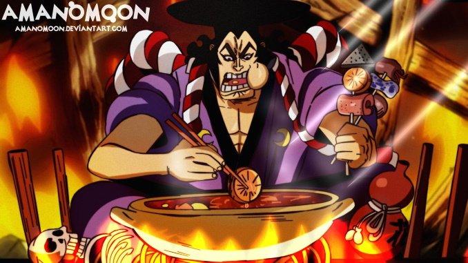 One Piece zeigt die unglaubliche Stärke von Kouzuki Oden