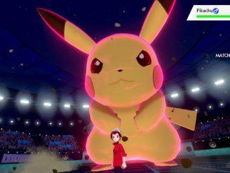 Pokémon Schwert & Schild: Trailer stellt Gigadynamax-Formen von Pikachu, Glurak & Co. vor