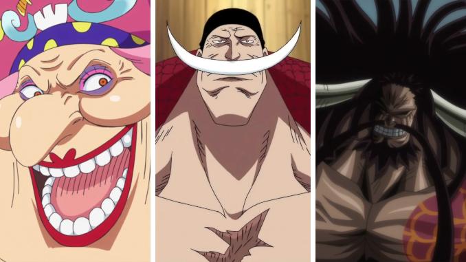 One Piece: Das wusstet ihr noch nicht über die Rocks-Piraten