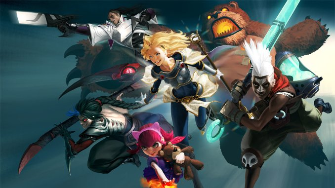 League of Legends: Arcane - Riot kündigt Anime-Serie zum Spiel an
