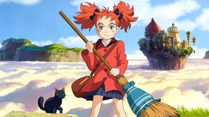 Jetzt bei Amazon Prime Video: Magisches Anime-Abenteuer mit viel Hexerei