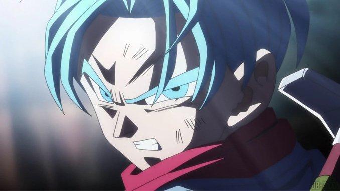 Super Dragon Ball Heroes: Trunks hätte ursprünglich zum Super-Saiyajin 4 werden sollen