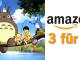 Amazon - Black Friday Woche: 3 Anime kaufen, nur 2 bezahlen