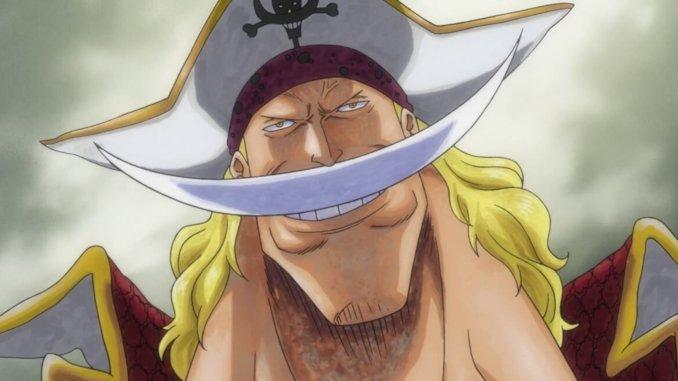 One Piece zeigt den legendären Whitebeard in jungen Jahren
