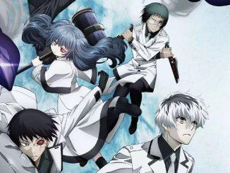 Wann startet Tokyo Ghoul Staffel 3 bei Netflix?