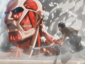 Künstler erschaffen riesiges Attack on Titan-Wandgemälde in New York