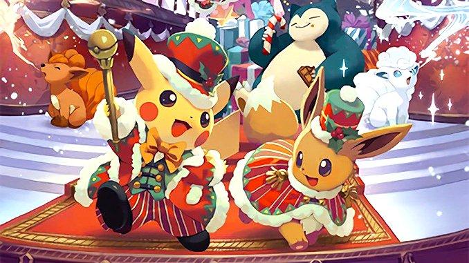 Pokémon Schwert & Schild schenkt euch zu Weihnachten besondere Pokébälle