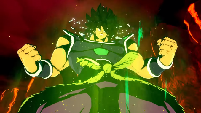 Dragon Ball FighterZ: Neuer DLC-Charakter Broly (DBS) hat ein Release-Datum
