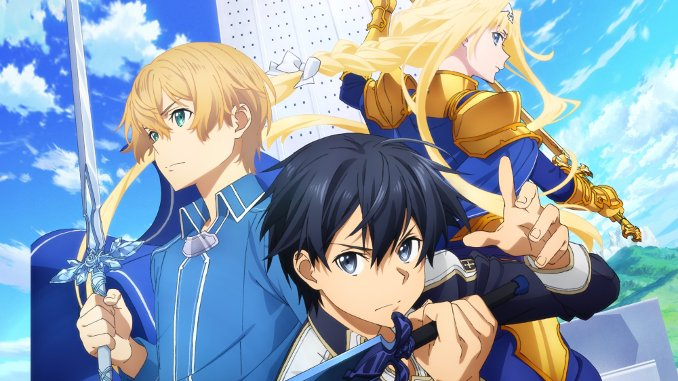 Sword Art Online Alicization: Wann kommt Staffel 3 auf Netflix?