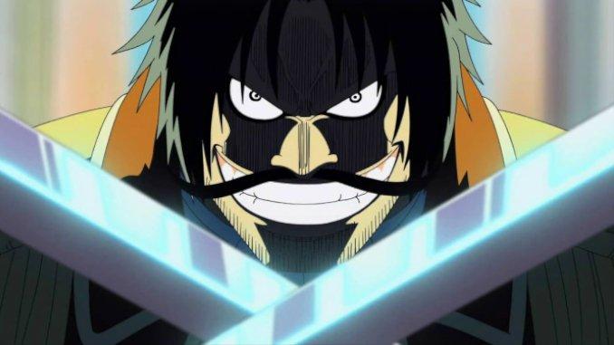 One Piece zeigt den Piratenkönig Gold Roger in jungen Jahren