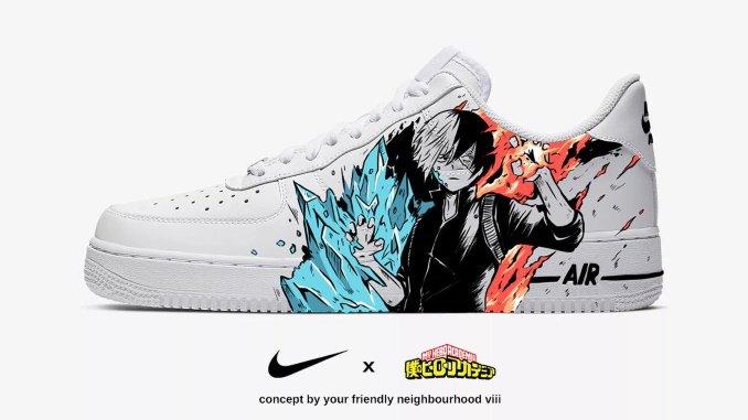 Diese selbstgemachten Anime-Sneaker müsst ihr gesehen haben