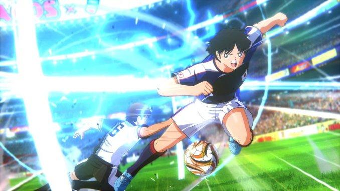 Captain Tsubasa: Rise of New Champions - So sieht das Gameplay des Anime-Fußballspiels aus