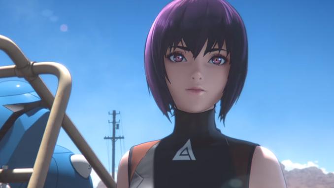Ghost in the Shell: Neuer Trailer zum CGI-Anime von Netflix