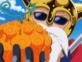 One Piece-Fan wird von Verlobter mit leckeren Teufelsfrüchten überrascht
