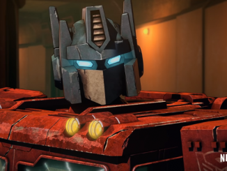 Transformers: Netflix zeigt ersten Trailer zur neuen Anime-Serie