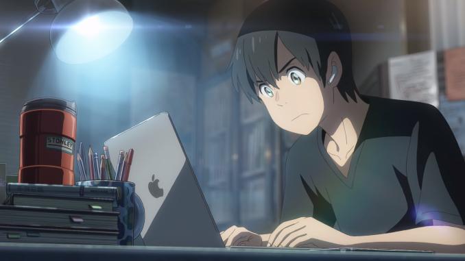 Mit diesem Anime-Spot macht Apple jetzt Werbung für das MacBook