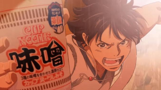 One Piece: Nudelwerbung zeigt die bislang epischste Schlacht in neuem Stil