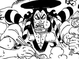 One Piece - Kapitel 971: Kozuki Oden erbringt sein bislang größtes Opfer