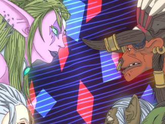 World of Warcraft: So würde das Rollenspiel als Anime-Serie aussehen