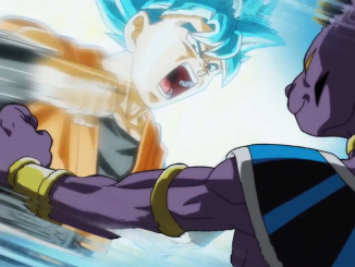 Super Dragon Ball Heroes bereitet Rematch gegen Beerus vor