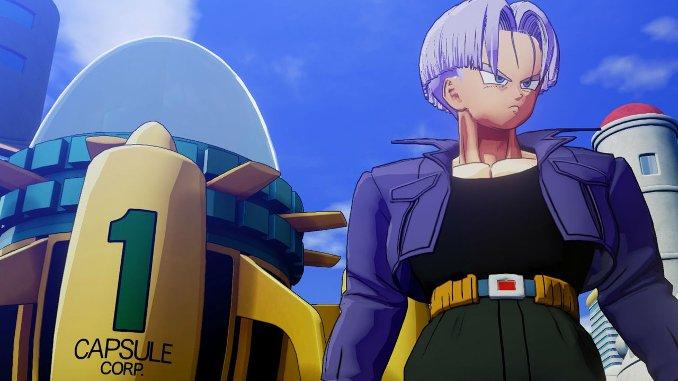 Dragon Ball Z: Kakarot - Zeitmaschine bald verfügbar & dafür braucht ihr sie