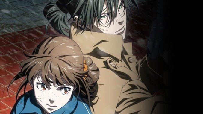 Anime Nights im Stream: Psycho-Pass könnt ihr jetzt Zuhause schauen