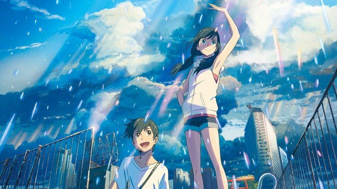 Weathering With You: Anime-Hit legal im Stream sehen - ist das möglich?