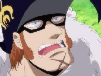 One Piece: Neues Kapitel enthüllt die starken Mitglieder der Flying Six