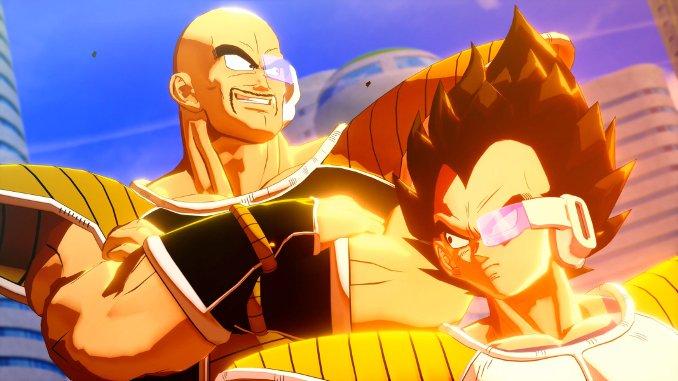 Dragon Ball Z: Kakarot: Neues Update bringt Karten-Modus mit Multiplayer ins Spiel