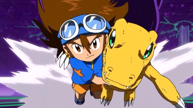 Digimon Adventure: Hier könnt ihr das Anime-Reboot ab morgen im Stream sehen