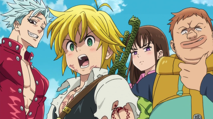 The Seven Deadly Sins: Staffel 4 wegen Coronavirus verschoben