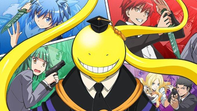 Nur noch kurz bei Netflix: Anime-Hit Assassination Classroom verschwindet bald aus dem Programm