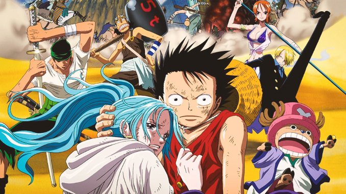 One Piece: Kompletter Alabasta-Arc jetzt bei Crunchyroll verfügbar