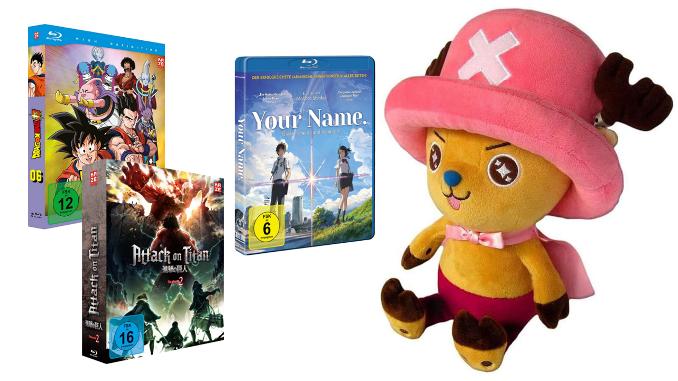 Mega-Aktion bei Amazon: Anime-Fans können jetzt ordentlich sparen