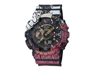 G-SHOCK enthüllt neue Armbanduhr in Kooperation mit One Piece
