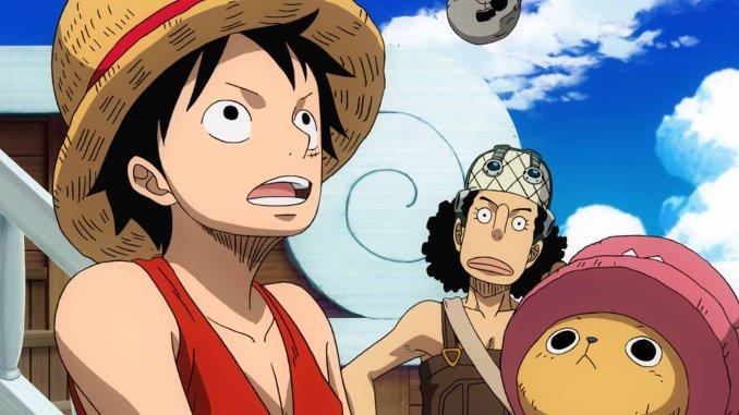 One Piece im Stream bei Crunchyroll: Start des Sky Island-Arc um einige Zeit verschoben