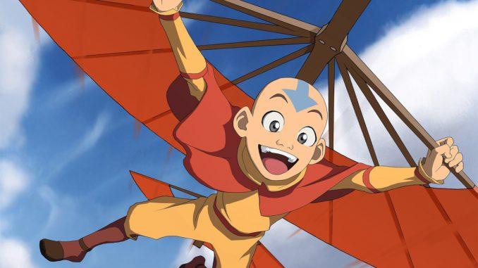 Avatar - Der Herr der Elemente stellt eine neue Art des Bändigens vor