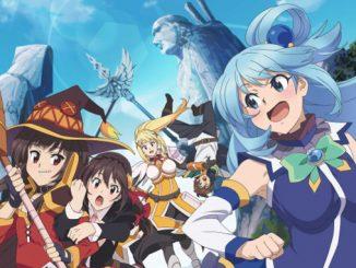 KonoSuba: Legend of Crimson - Anime-Film kommt erstmals auf Deutsch ins Kino