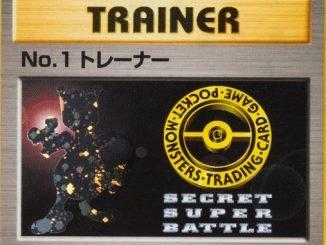 Pokémon: Extrem seltene Trainer-Karte für 90.000 US-Dollar versteigert