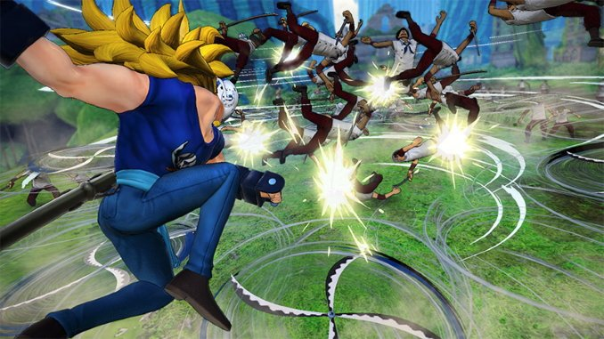One Piece: Pirate Warriors 4 - Killer betritt das Schlachtfeld in neuem DLC