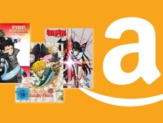Nimm 3 zahl 2: Anime-Produkte jetzt bei Amazon-Aktion deutlich günstiger kaufen