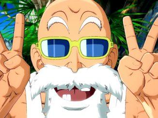 Dragon Ball FighterZ fügt Muten-Roshi überraschend als neuen DLC-Kämpfer hinzu