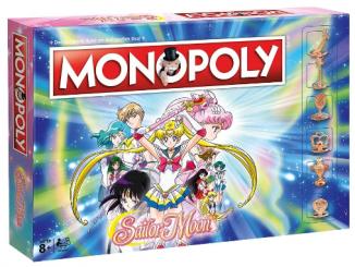 Sailor Moon-Monopoly: Beschütze die Welt mit der Kraft des Mondes