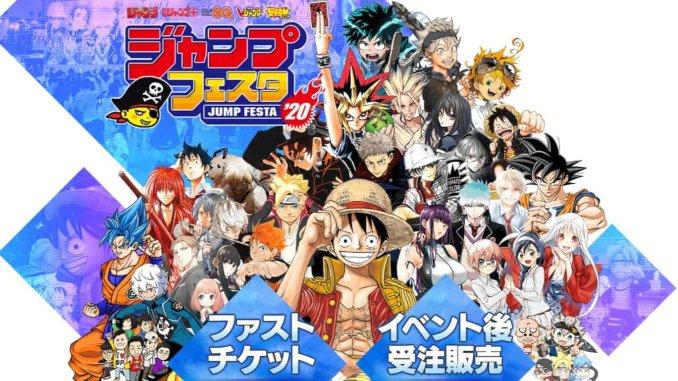 Jump Festa: Beliebte Shonen-Messe findet digital statt