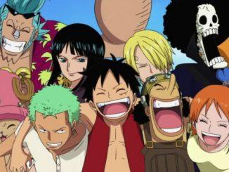 One Piece: Strohhüte endlich wieder in epischem Moment vereint