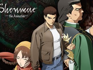 Shenmue: The Animation - Videospiel-Klassiker erhält Anime-Serie