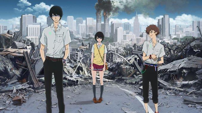 Terror in Tokio: Spannender Thriller-Anime ab November bei ProSieben Maxx