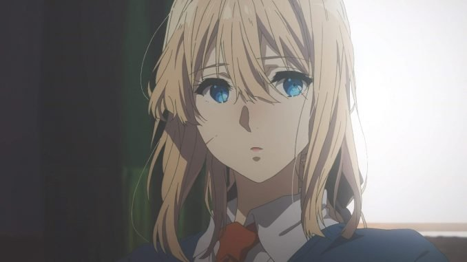 Violet Evergarden: The Movie - Deutscher Kinostart drastisch verschoben