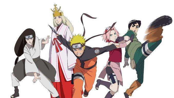 Netflix: Acht Naruto-Filme aus dem Katalog genommen
